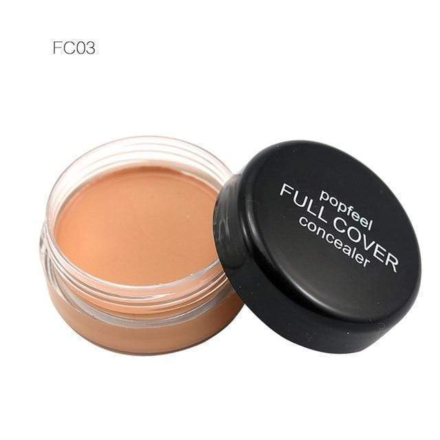 Kissbella Concealer 3 Popfeel Women Face Makeup Hide Blemish Concealer Best Vegan Fashion Beauty
