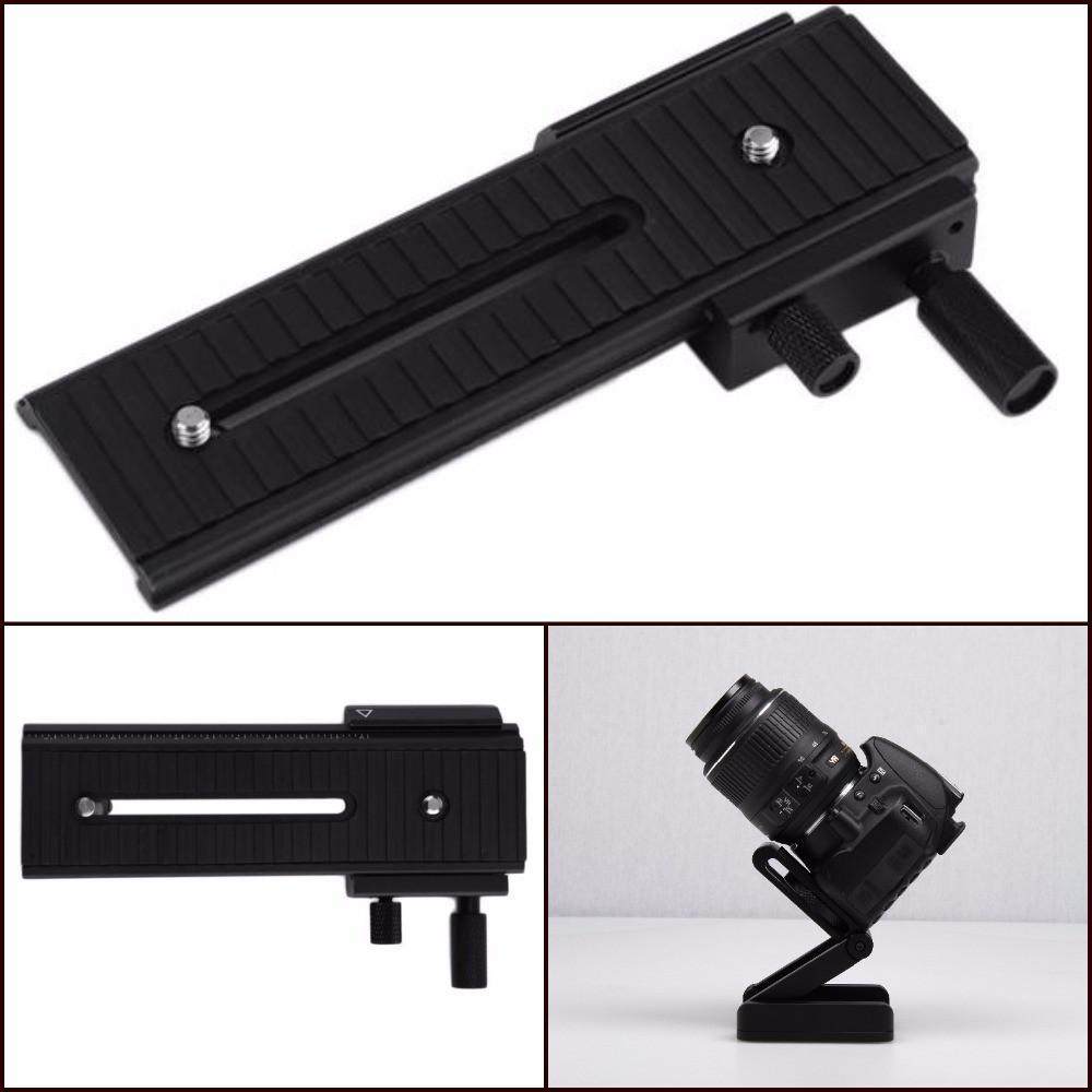 Slido ™ - Shot Focusing Camera Rail Slider + Z -Pan ™ - Orelio Store