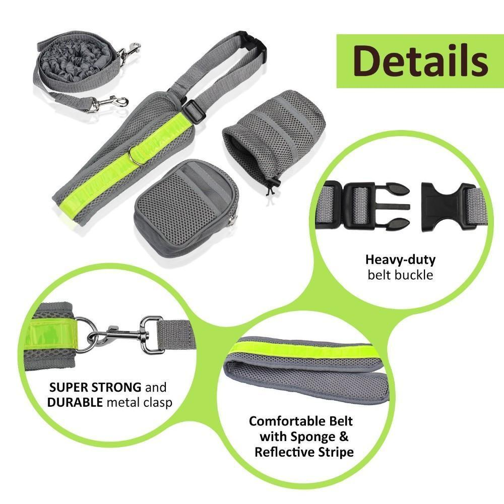 Tailup™ Dog Hands Free Leash - Orelio Store