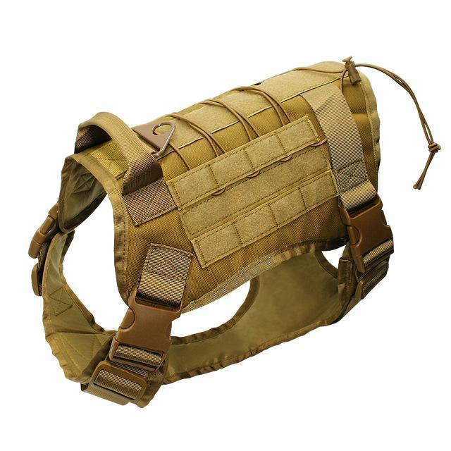 Tactical Dog Training Vest