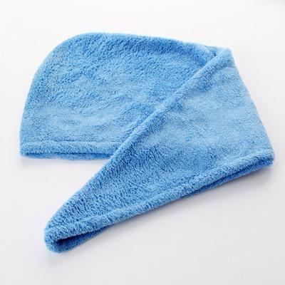 Magic Hair Drying Towel Cap