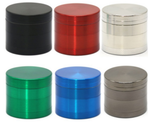 55 MM Custom Zinc Alloy Grinders with Imprint