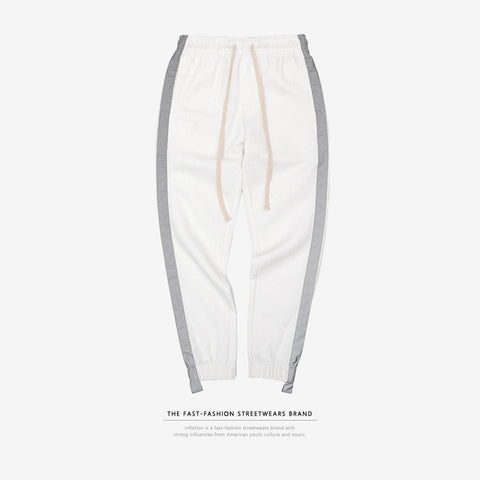 Striped Reflective Pant