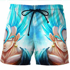 3D Anime Board Shorts