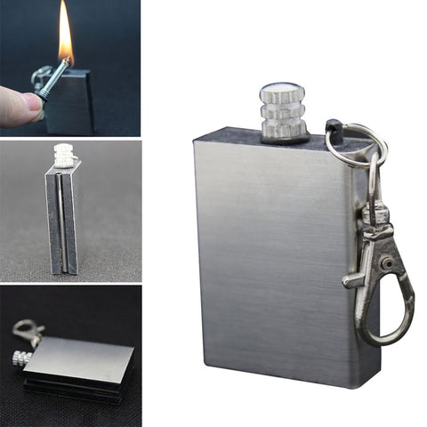 Useful Emergency Fire Starter