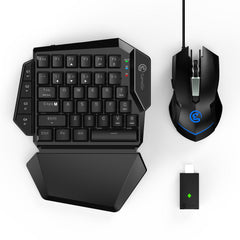 AimSwitch Wireless Keyboard