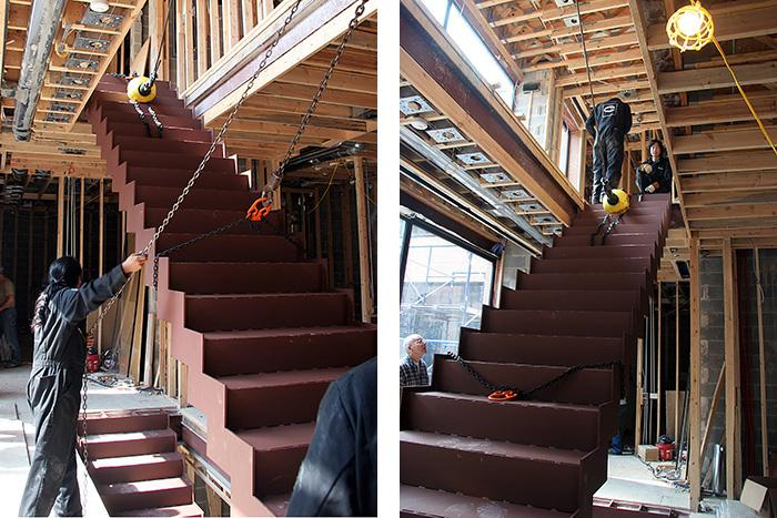 cleveland staircase