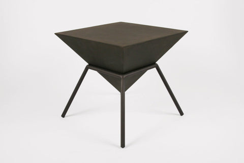 "Pyramid Stool - 15"" Wide x Multiple Heights - Crosstree"