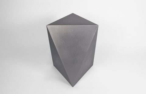 Triangular Antiprism Stool - Crosstree