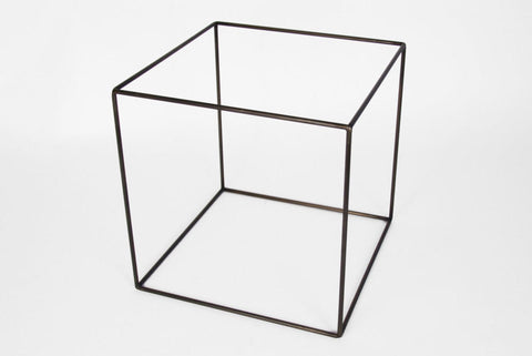"Cube Frame - Round Bar - 11"" to 15"" - Crosstree"