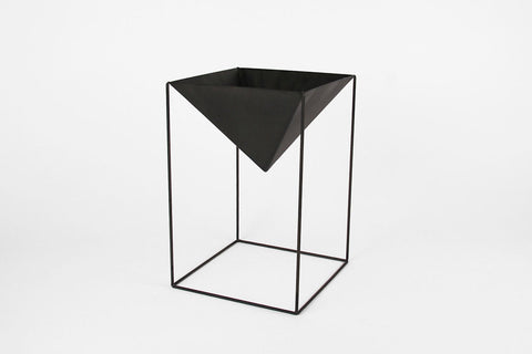 Square Prism Tabletop Pod - Crosstree