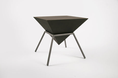 "Pyramid Stool - 12"" Wide x Multiple Heights - Crosstree"