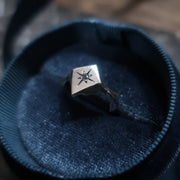 Kite Signet Ring