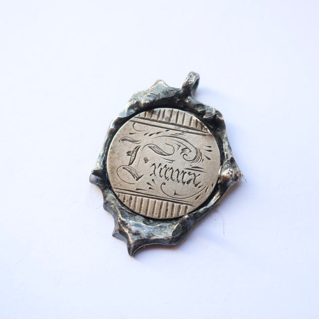 """Emma"" Coin Vintage Love Token"