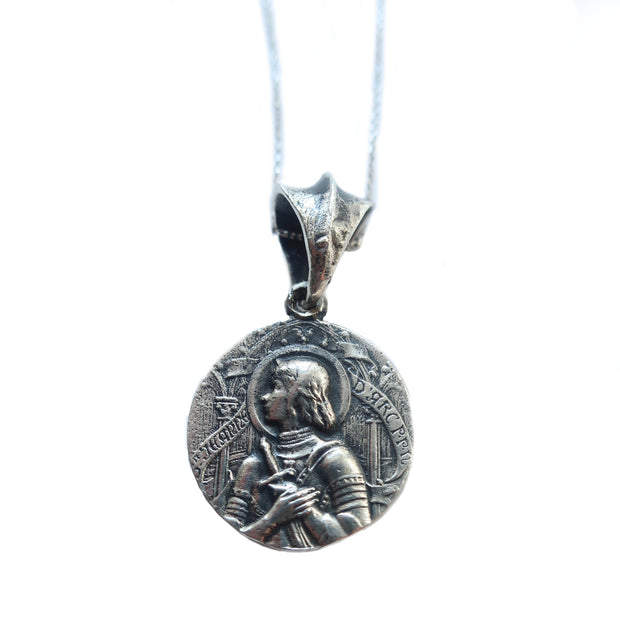 Joan of Arc Medallion