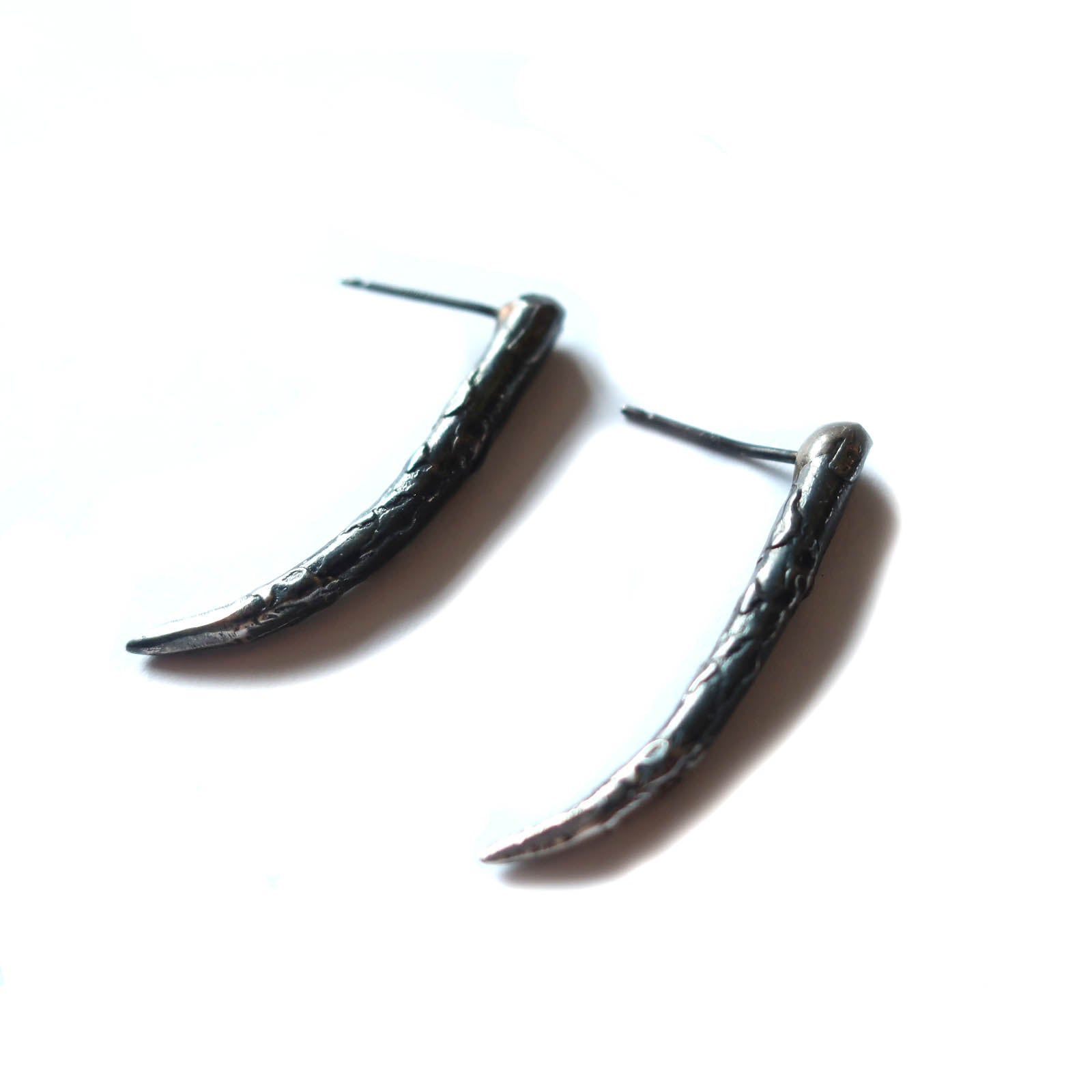 Talon Tassel Earrings