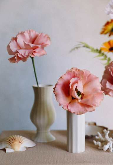 Oh Flora Store | Audrey Vase | Shell - Oh Flora Store