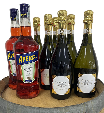 Aperol Spritz Party Pack