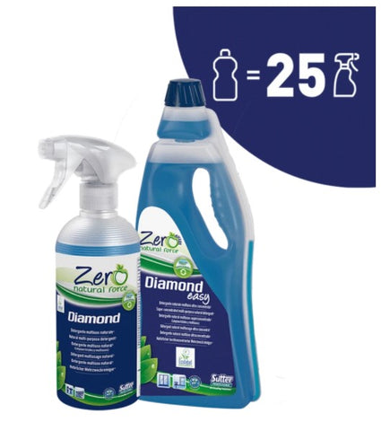 ZERO Glass Cleaner 'Diamond' Package
