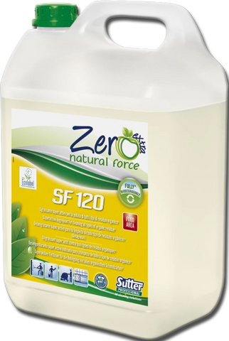 ZERO S.F. 120 Superactive Natural Degreaser 5L