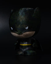 "Load image into Gallery viewer, Batman plush toy in camouflage print, 7"" Maxx Shop product"