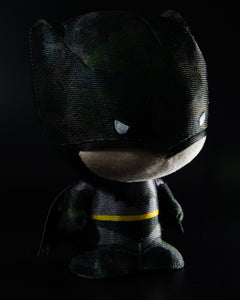 "Batman plush toy in camouflage print, 7"" Maxx Shop product"