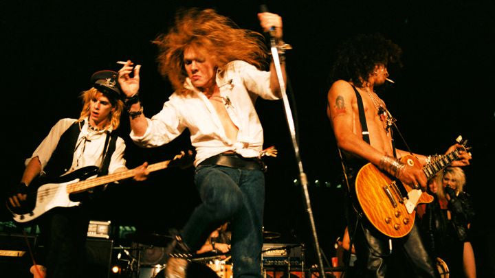 Guns N' Roses adds Hometown Gig to their 2016 'Not in This Lifetime' Tour