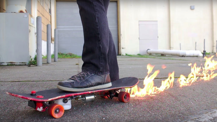 Heat up your summer skating