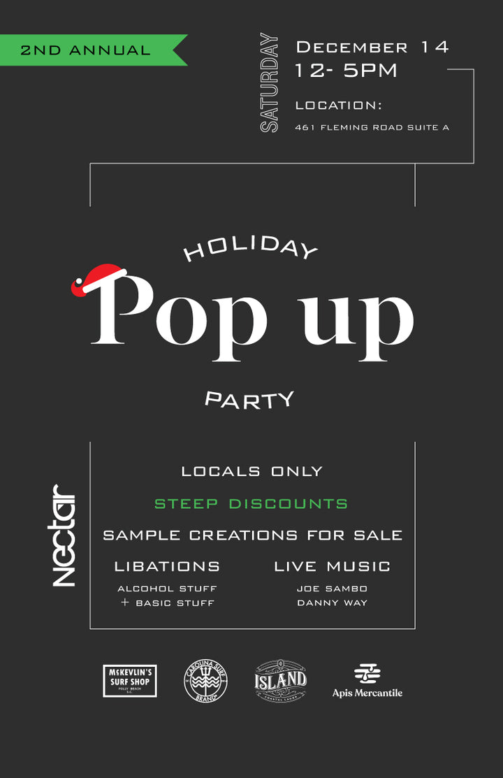 Nectar Popup Party