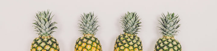The inspo behind Nectar's pineapple logo