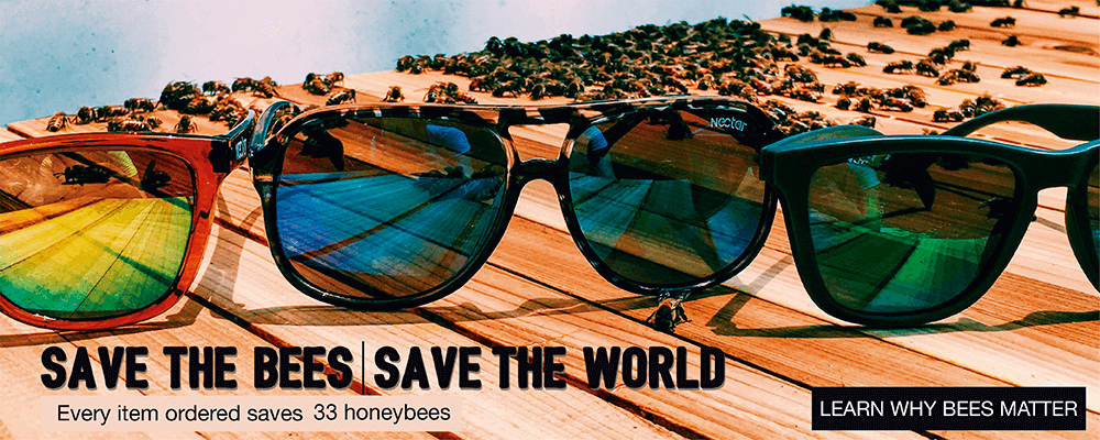Save The Bees With Every Order