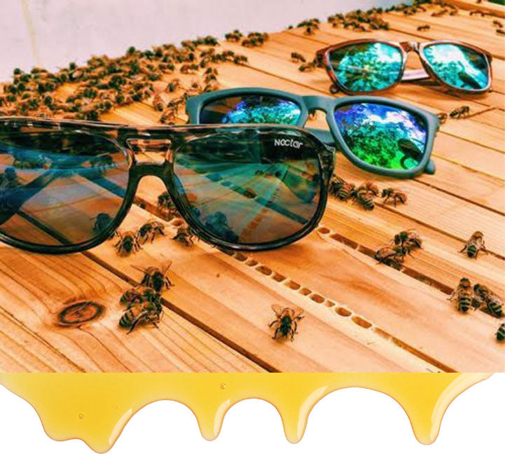 Nectar Sunglasses // Save the Honey Bees
