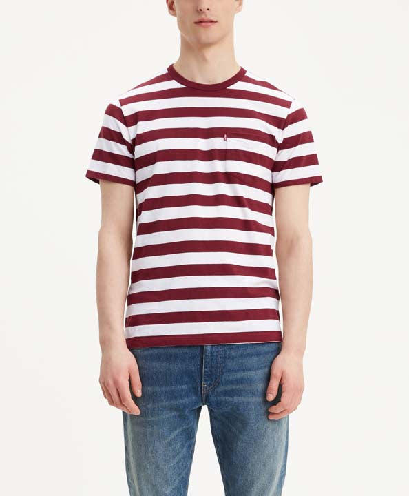 levi´s-camisetas-set-in sunset pocket tee