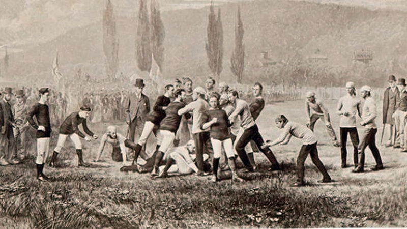 THIS WEEK IN HISTORY: First rugby-football game was played on May 1874