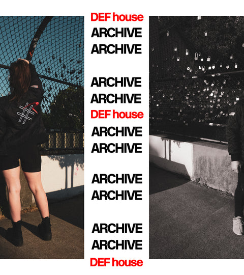 DEF HOUSE: LUCID FC X ROTHCO ARCHIVE EDITORIAL