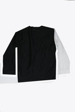 Load image into Gallery viewer, Logo Button Shirt Black