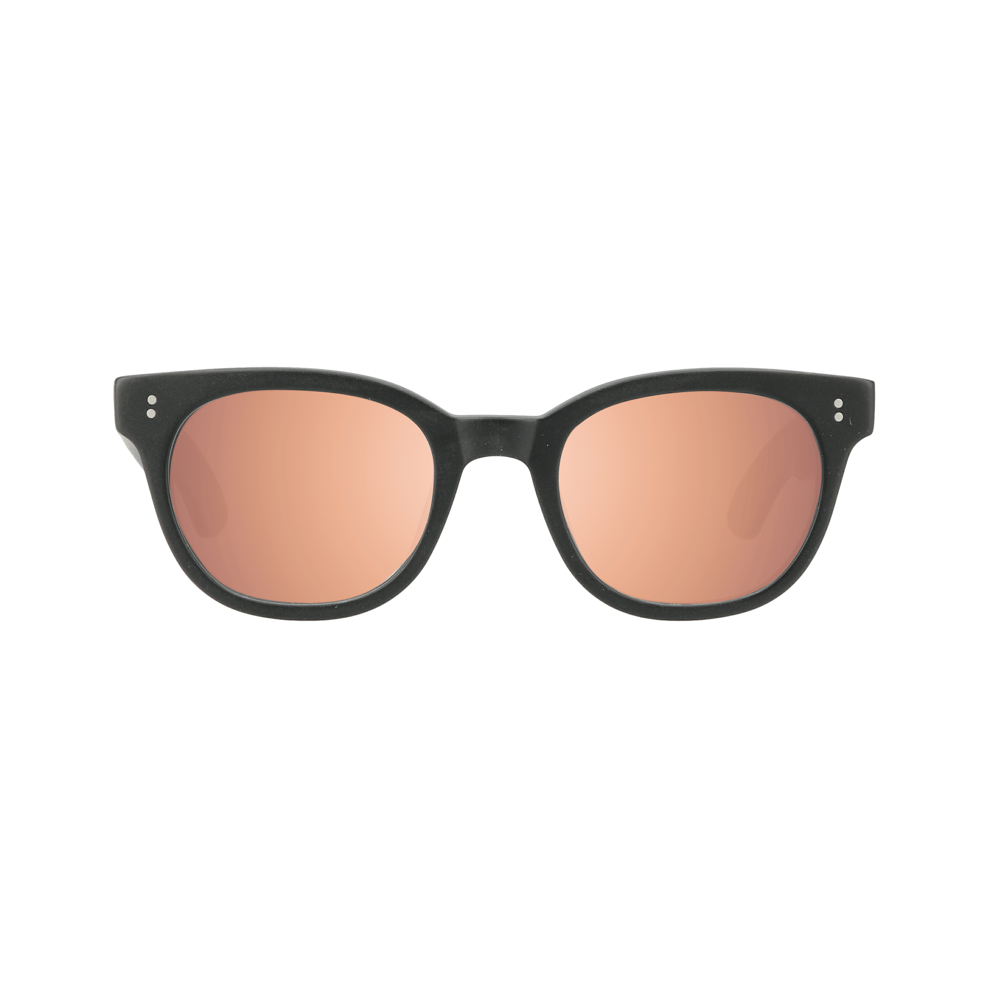ACUBA - MATTE BLACK SUNGLASSES SAINT REETS