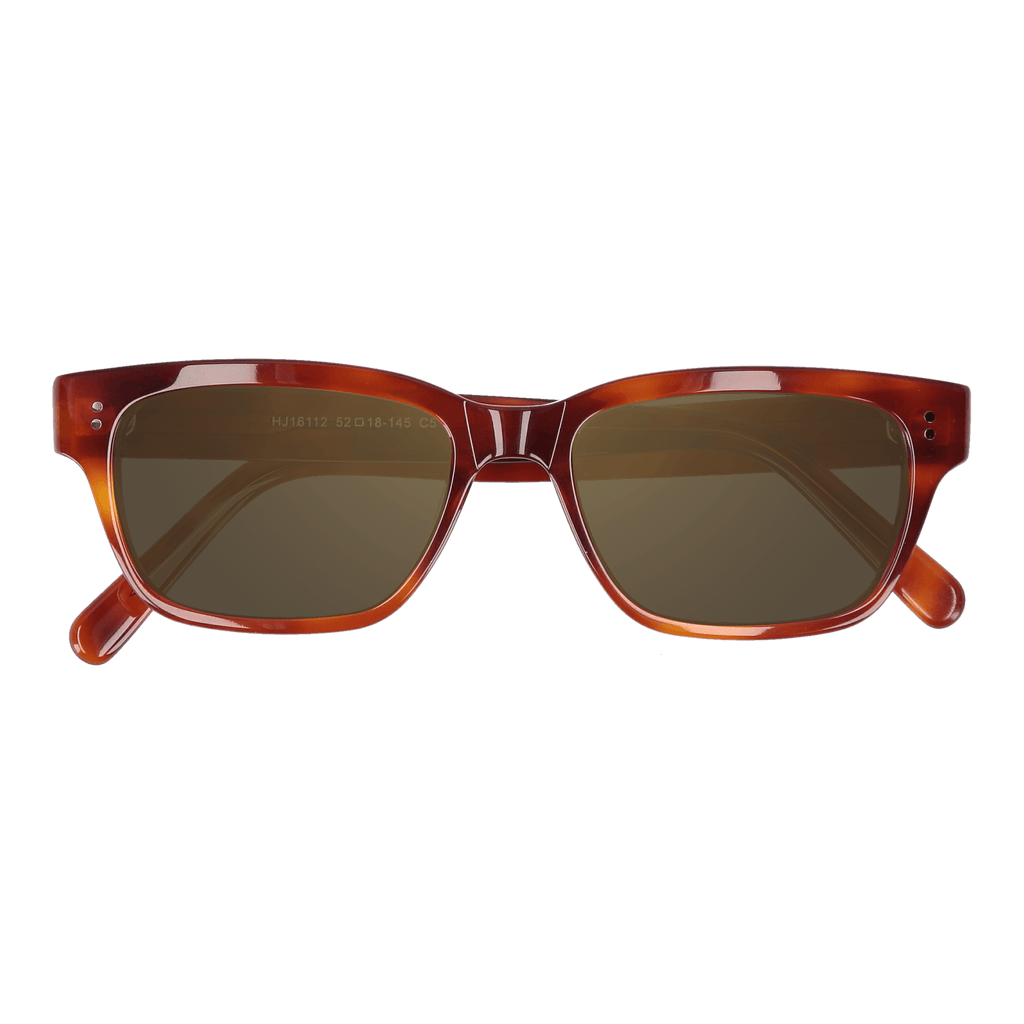 CALLAHAN - ENGLISH OAK SUNGLASSES SAINT REETS DARK AMBER