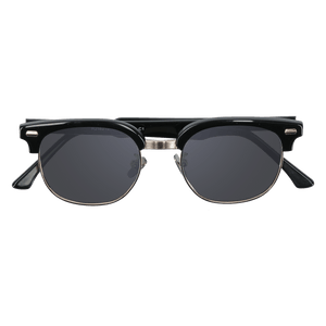 MACKLONE - BLACK SUNGLASSES SAINT REETS DARK GREY