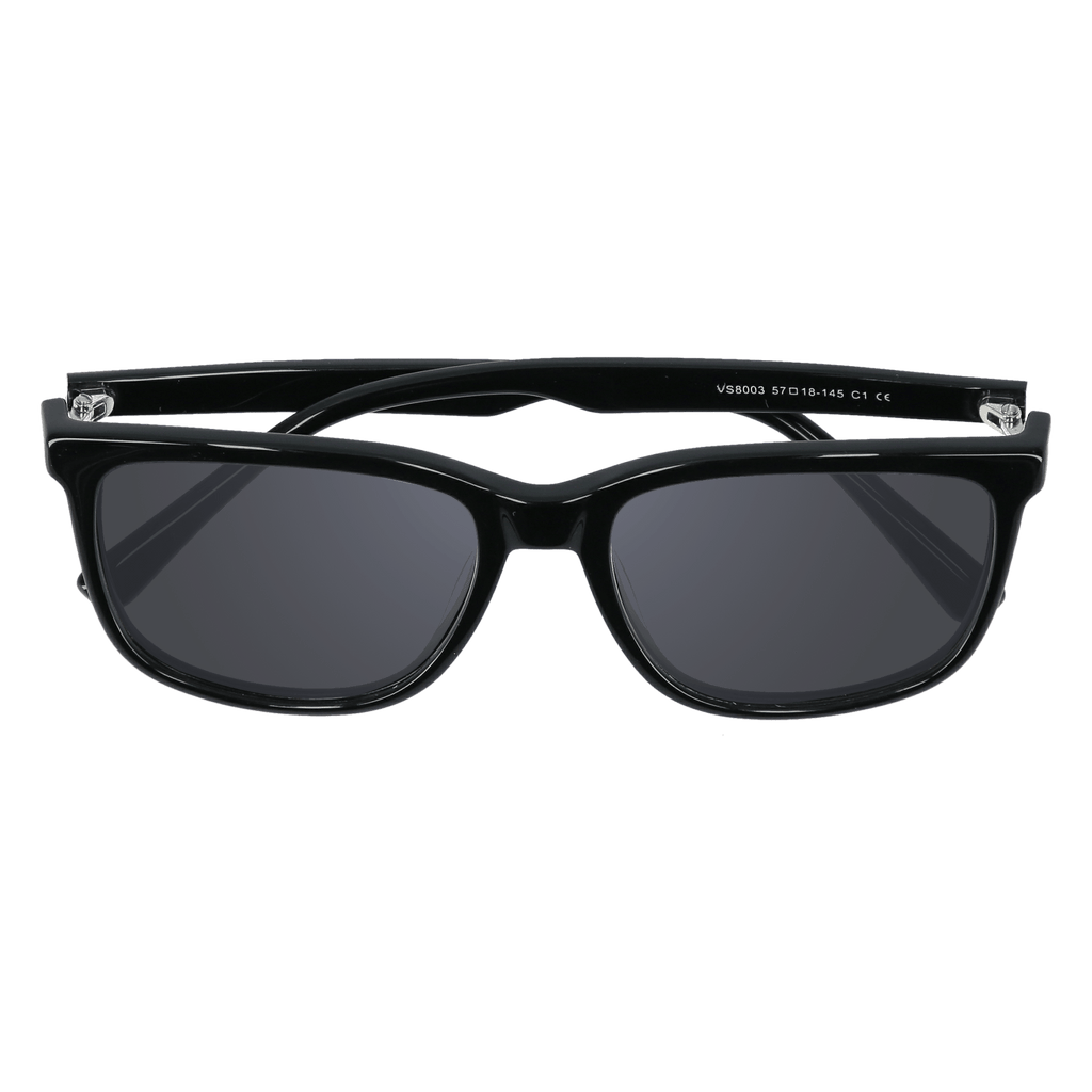HOFFMAN - BLACK SUNGLASSES SAINT REETS DARK GREY