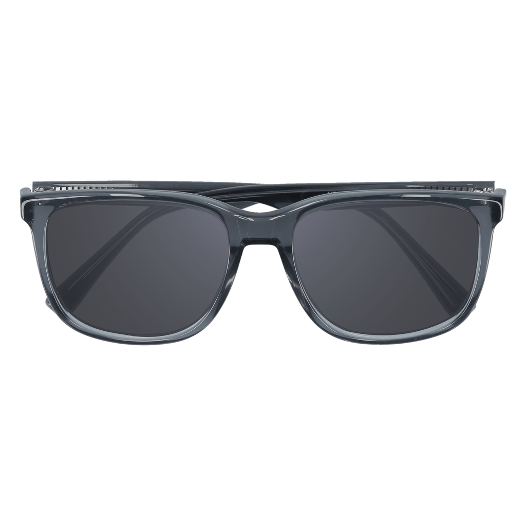 HOFFMAN - ANGELITE GREY SUNGLASSES SAINT REETS DARK GREY