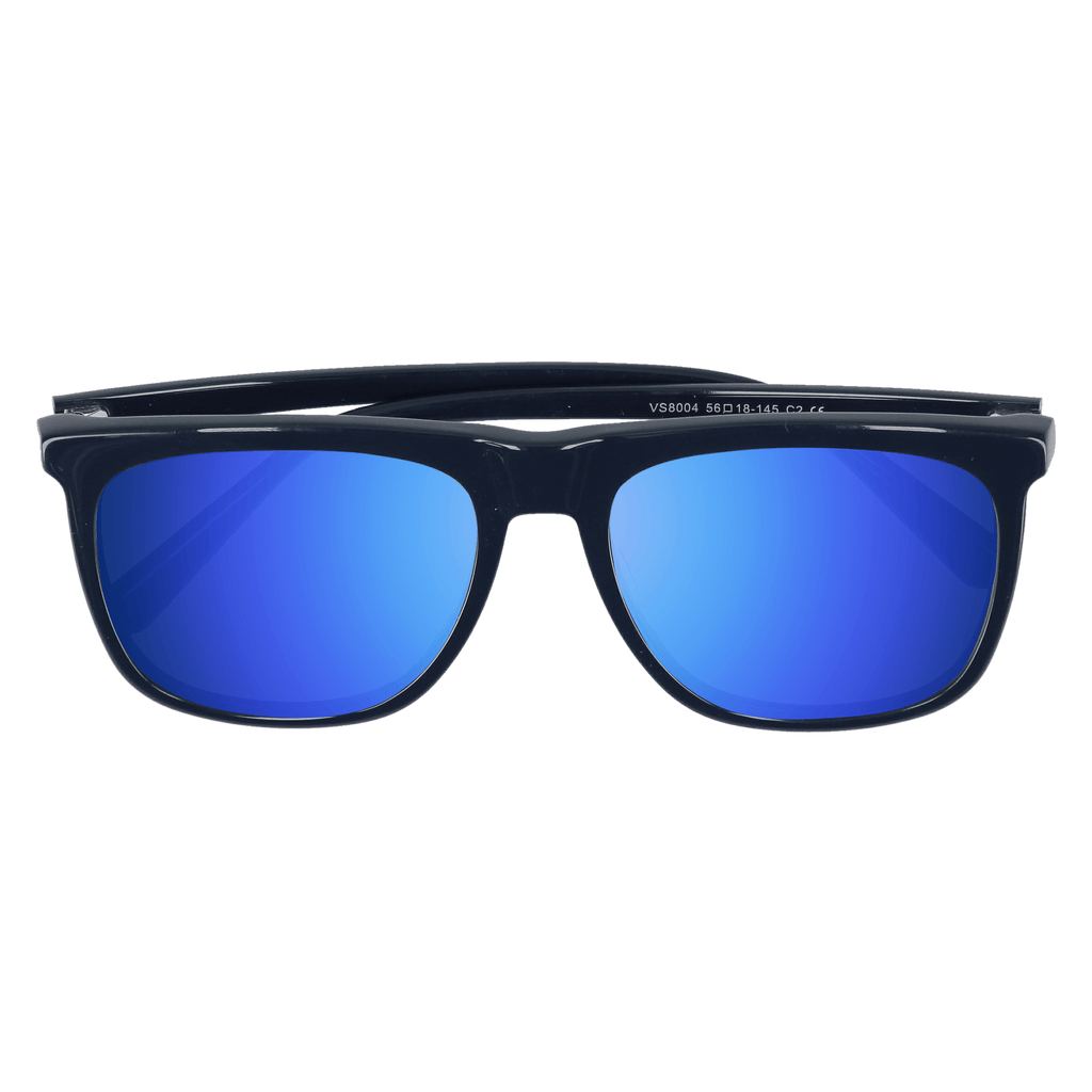 OAKMONT - BLUE SUNGLASSES SAINT REETS MIRRORED ICE BLUE