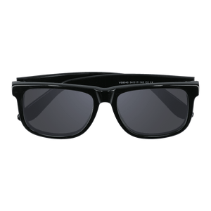 FLYNN - BLACK SUNGLASSES SAINT REETS DARK GREY