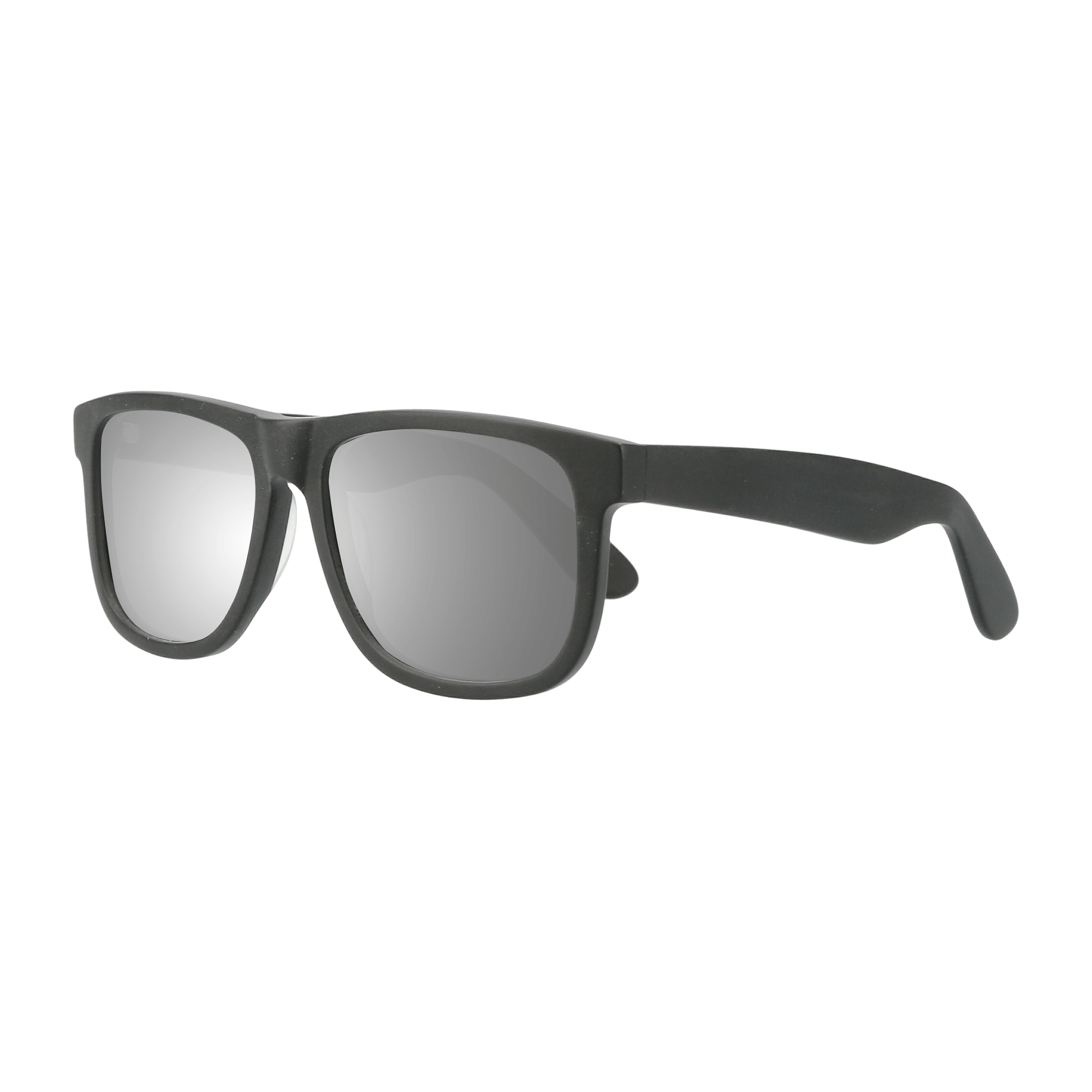 FLYNN - MATTE BLACK SUNGLASSES SAINT REETS