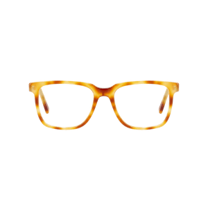 HALLAM OPTICAL SAINT REETS CARAMEL TORTOISE