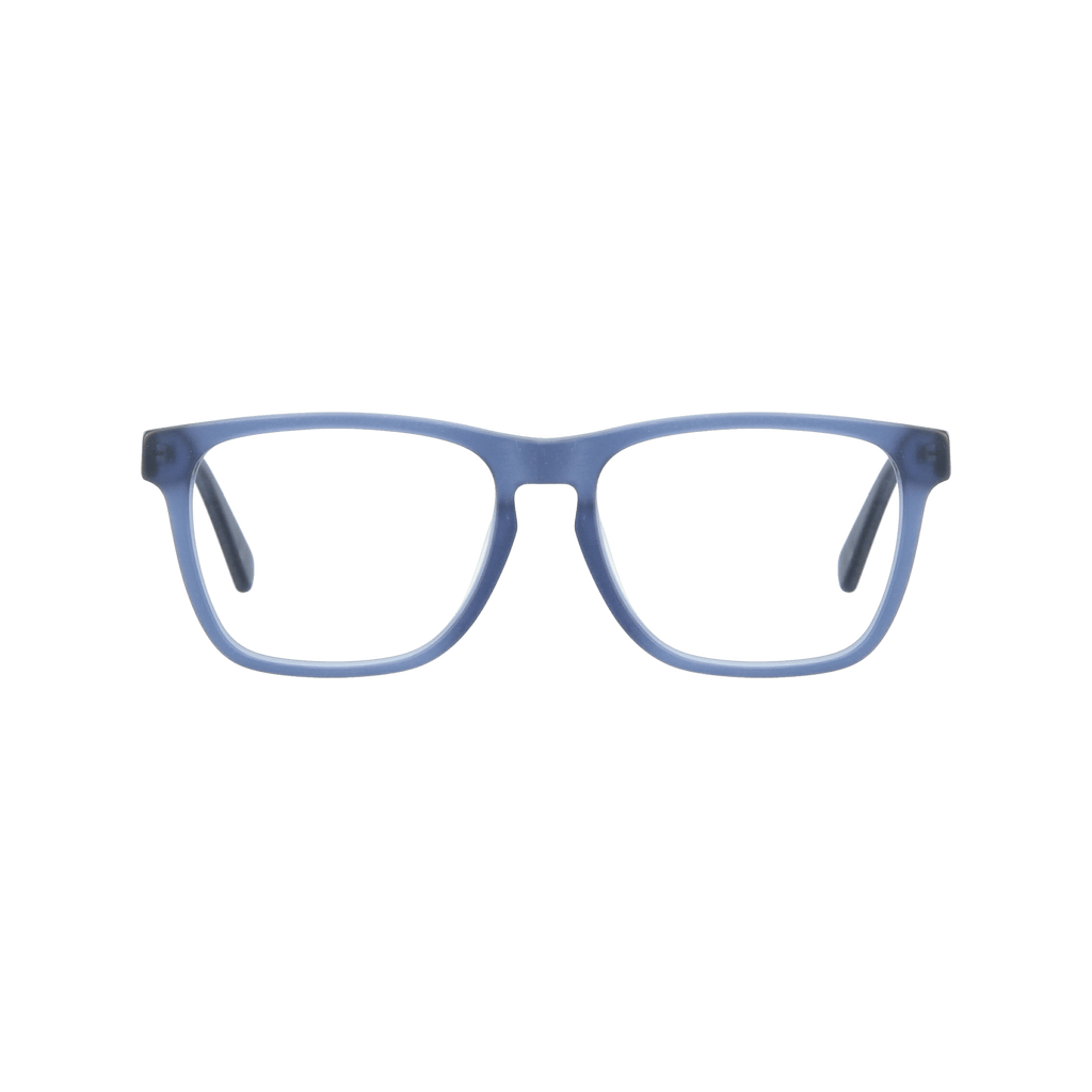 FOLEY OPTICAL SAINT REETS MATTE DENIM BLUE
