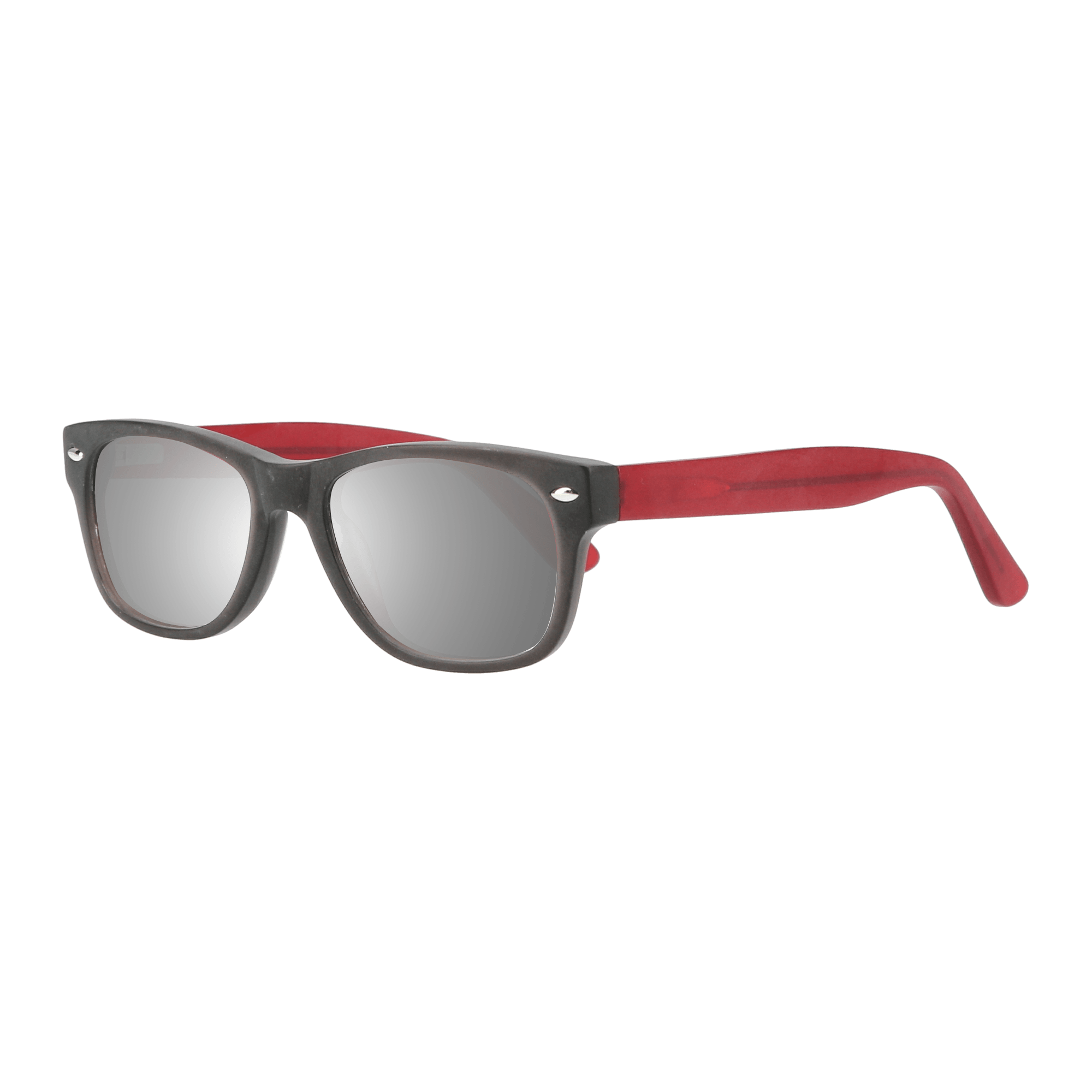 ELLIJAY - MATTE GREY-ROUGE SUNGLASSES SAINT REETS