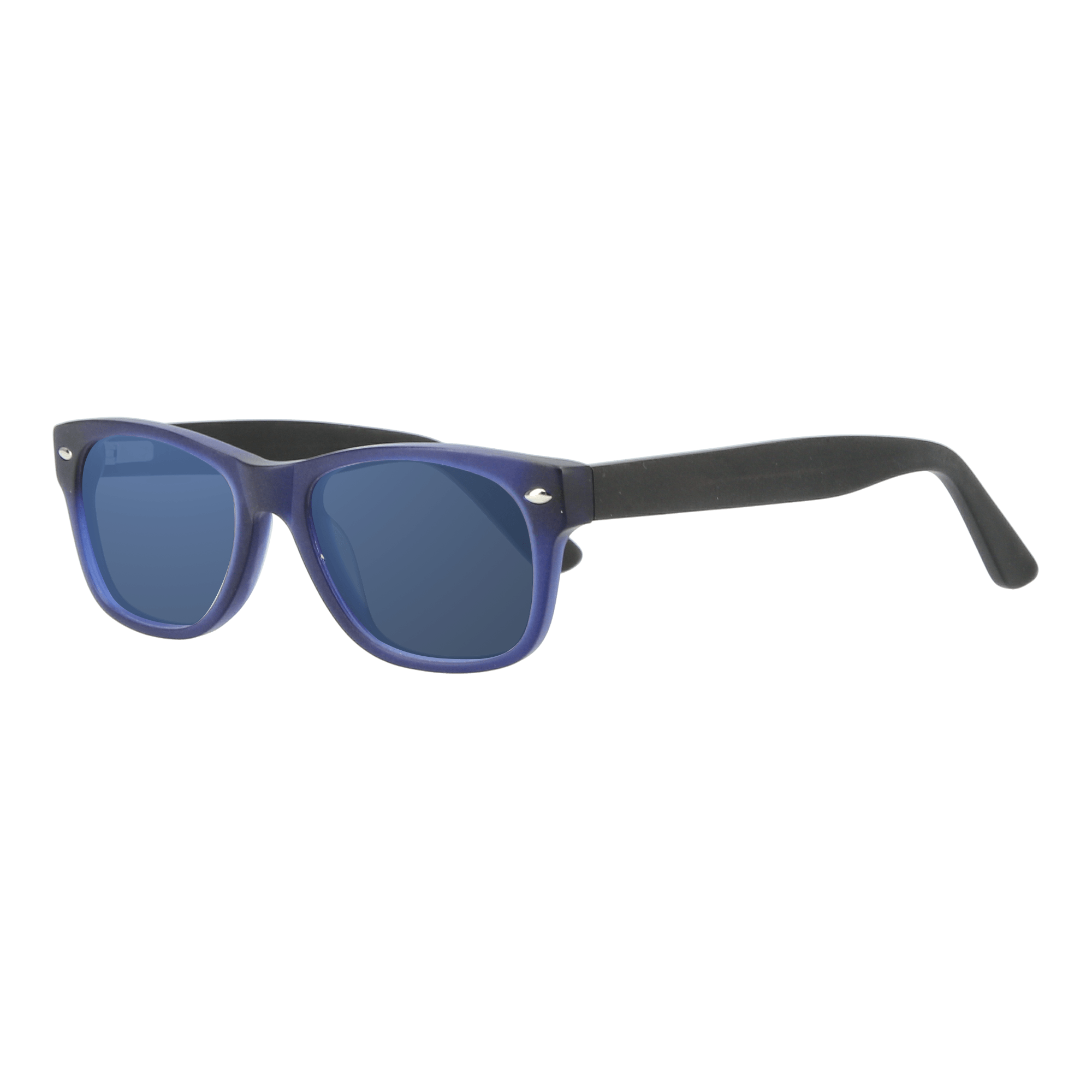 ELLIJAY - MATTE BLUE - BLACK SUNGLASSES SAINT REETS
