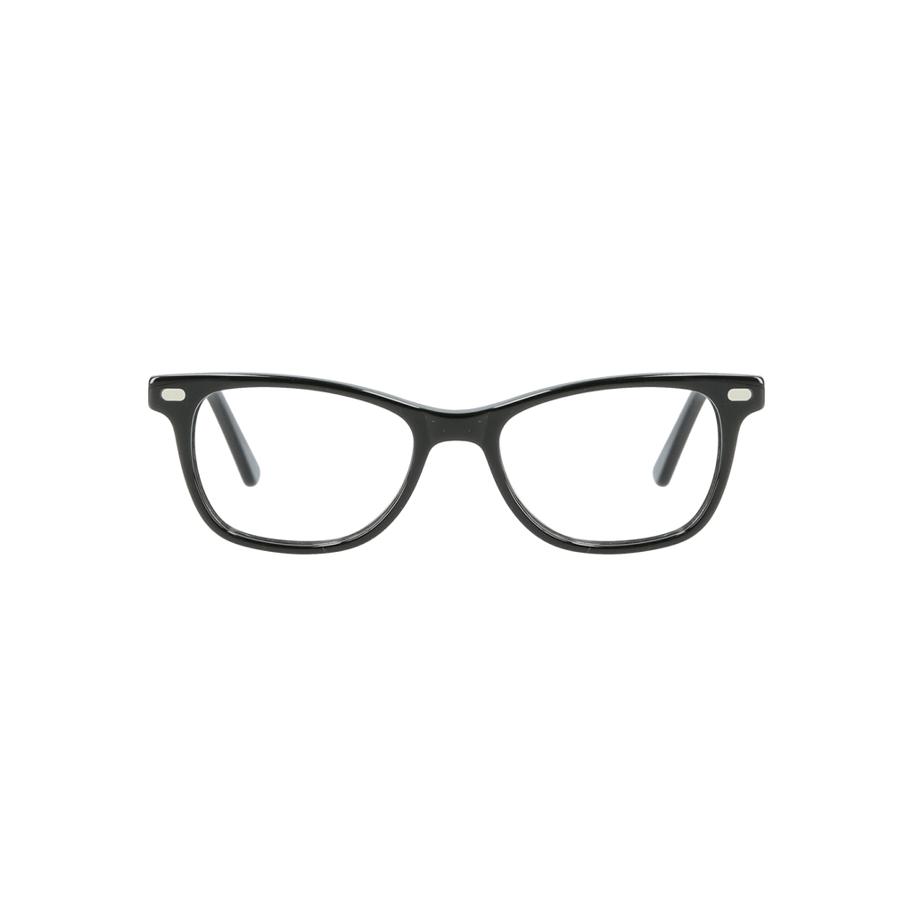 HUDSON OPTICAL SAINT REETS BLACK