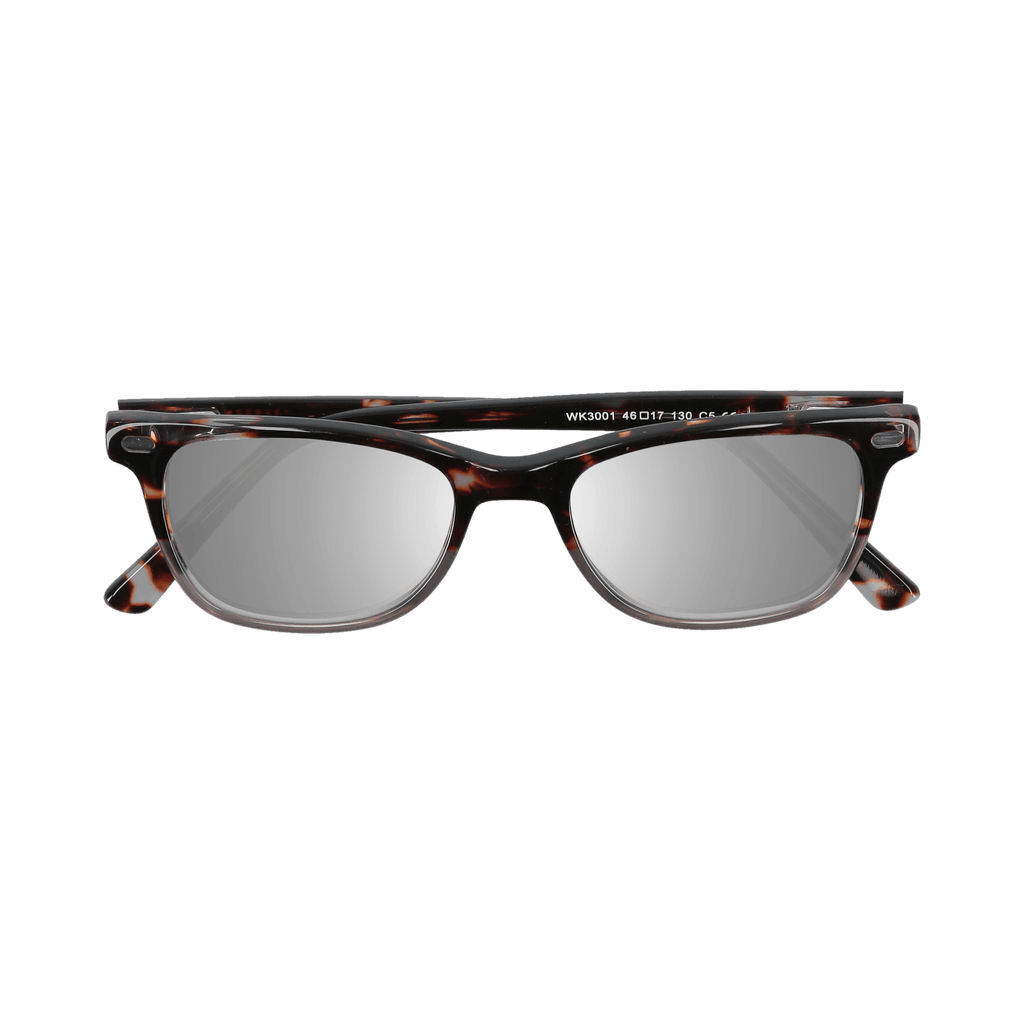 HUDSON - DEMI-GREY SUNGLASSES SAINT REETS MIRRORED SILVER